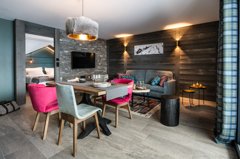 Photos of Le Chalet Izia De Village Montana in Val d'isere, Francia (3)