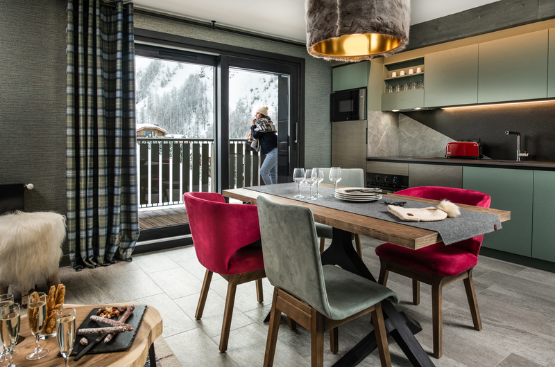 Photos of Le Chalet Izia De Village Montana in Val d'isere, Francia (5)