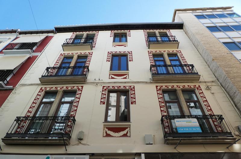 Photos de Apartamentos Mesones 18 3000 à Granada, Espagne (17)