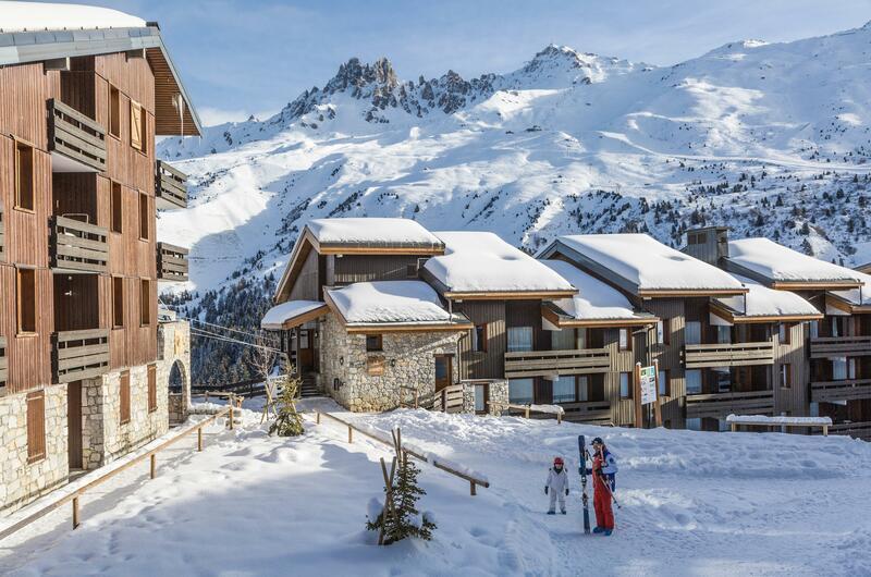Fotos de Residencia Hameau Du Mottaret en Mottaret, Francia (1)