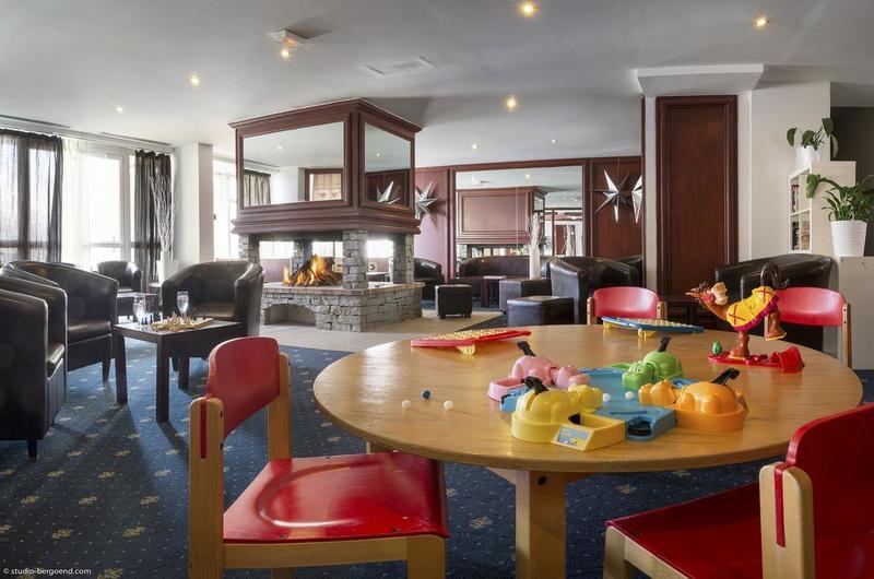 Foto 12 Apartamento Residencia Les Bergers, Alpe d'huez