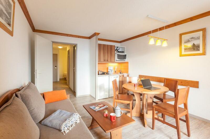 Foto 16 Apartamento Residencia Les Bergers, Alpe d'huez