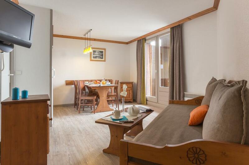 Foto 18 Apartamento Residencia Les Bergers, Alpe d'huez