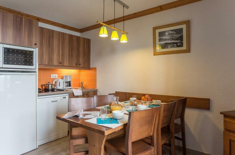 Foto 20 Apartamento Residencia Les Bergers, Alpe d'huez