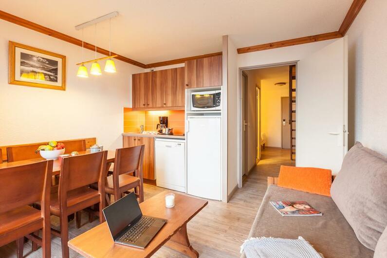 Foto 36 Apartamento Residencia Les Bergers, Alpe d'huez