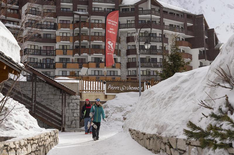 Fotos de Residencia La Daille en Val d'isere, Francia (2)