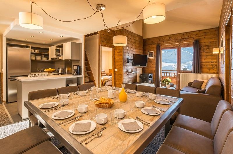 Residencia Chalet Val 2400