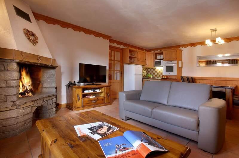 Residencia Chalets Des Neiges (Plein Sud)