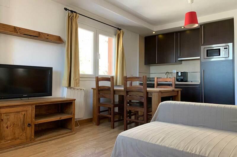 Apartamentos Sabica