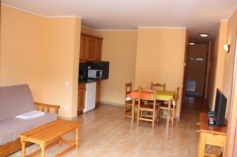 Apartamentos La Solana De Ransol