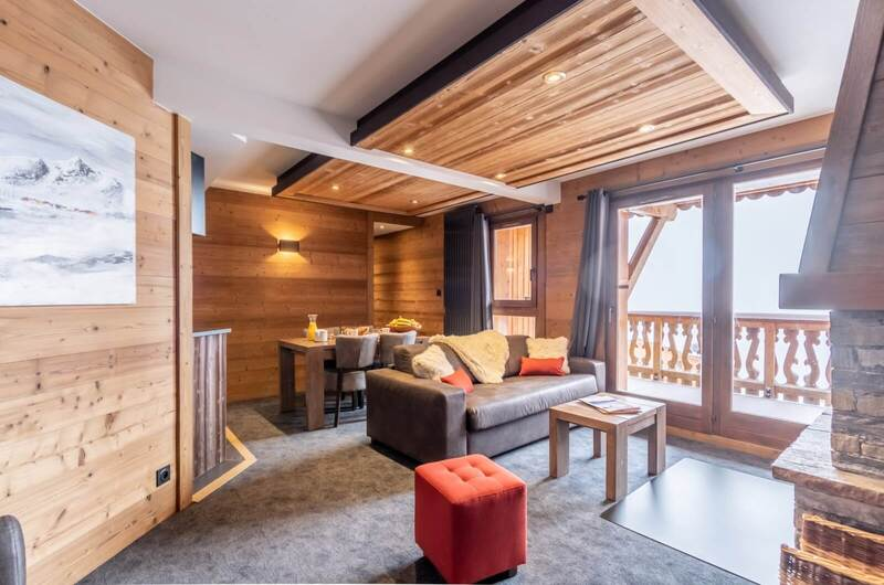 Chalet Altitude Val Thorens 2.400