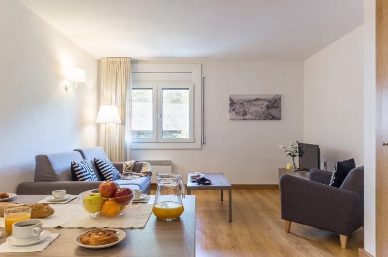 Apartamentos Andorra Alba El Tarter P&v