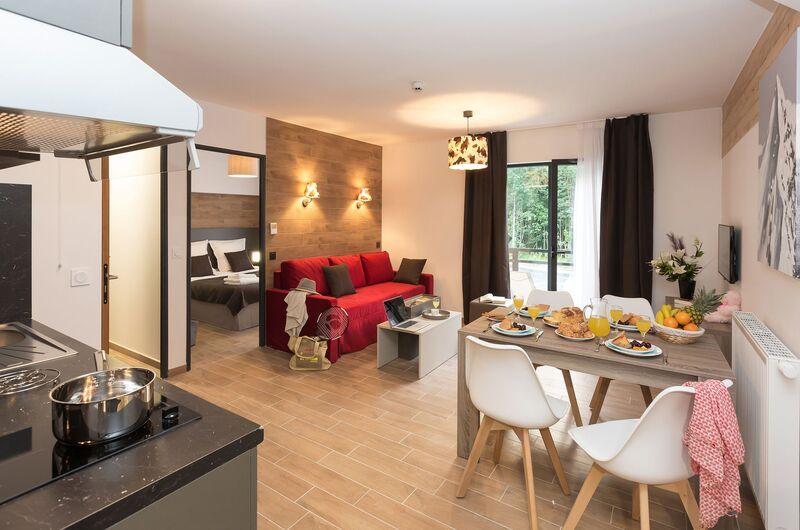 Residencia Isatis En Chamonix (Od)
