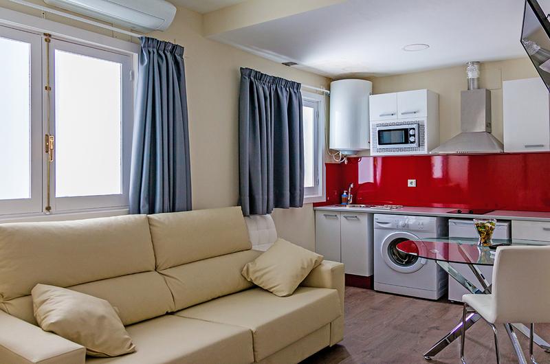 Apartamentos Valentina Deluxe 3000