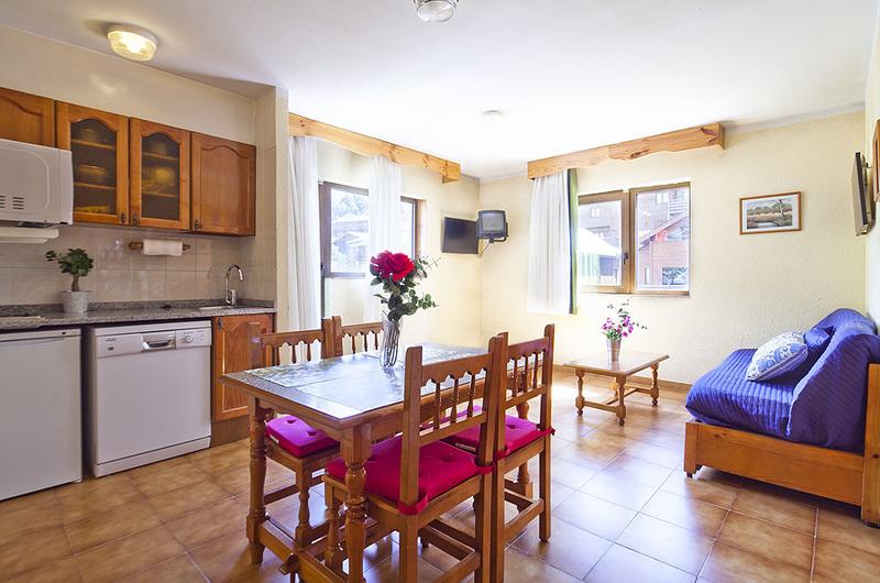 Apartamentos Kione Deusol