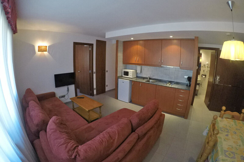 Apartamentos Roc Del Castell