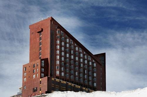Hotel Puerta Del Sol - Valle Nevado1