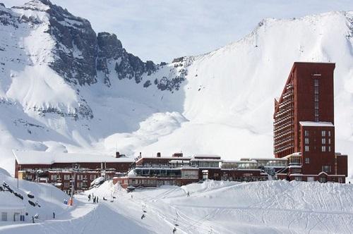 Hotel Puerta Del Sol - Valle Nevado4