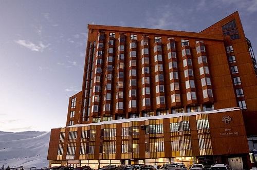 Hotel Puerta Del Sol - Valle Nevado5