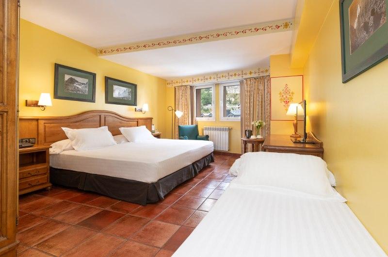 Fotos de Hotel Ski Plaza en CANILLO, ANDORRA (4)