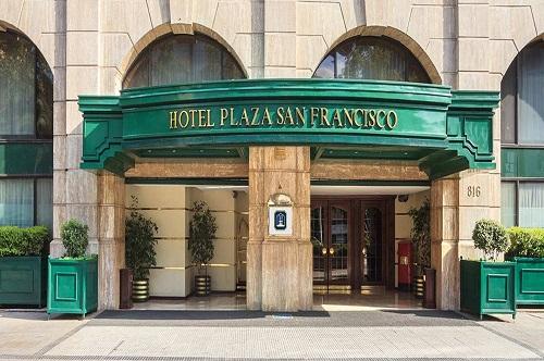 Foto 1 Hotel Hotel Plaza San Francisco, SANTIAGO DE CHILE