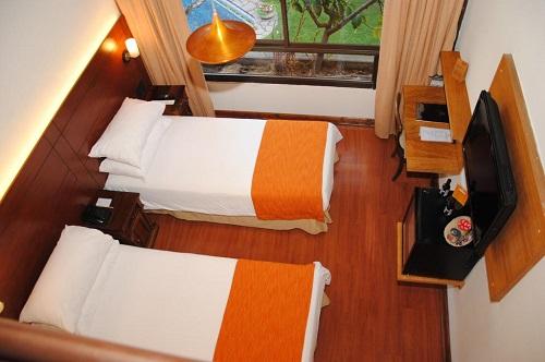 Hotel Manquehue Las Condes1