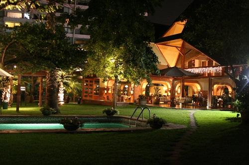 Hotel Manquehue Las Condes5