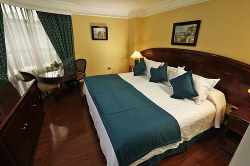 Hotel Principado De Asturias4