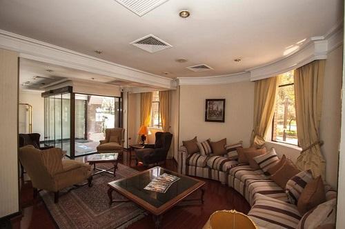 Hotel Principado De Asturias7