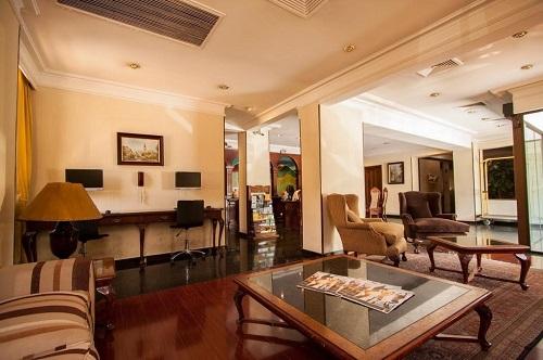 Hotel Principado De Asturias9