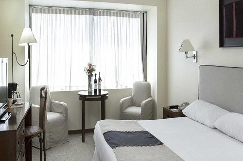 Hotel Galerias Almacruz4