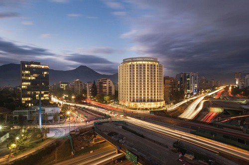 Hotel Cumbres Vitacura10
