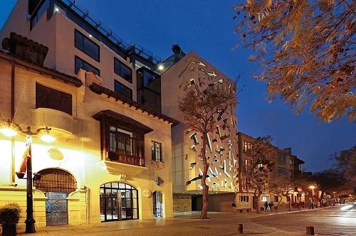 Hotel Cumbres Lastarria12