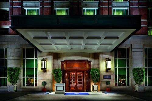 Hotel The Ritz - Carlton Santiago1