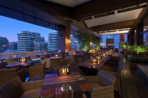 Hotel W Santiago5