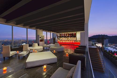 Hotel W Santiago8