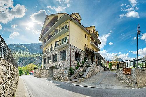 Hotel Cotiella6