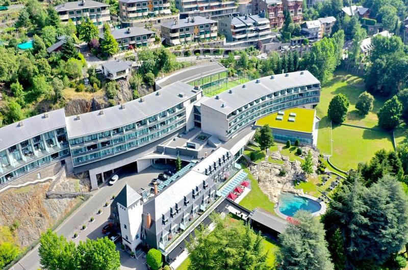 Hotel Andorra Park1