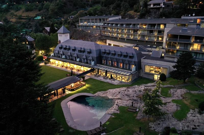 Hotel Andorra Park2