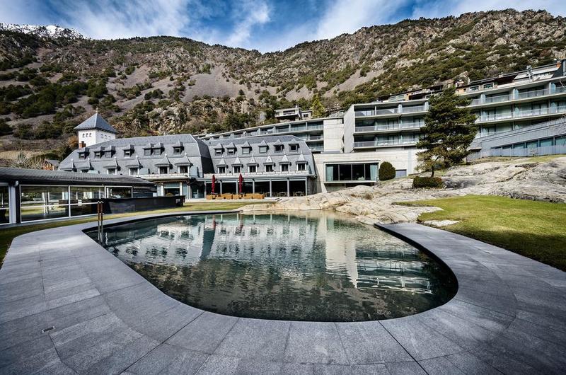 Photos de Andorra Park Hotel à ANDORRA LA VELLA, ANDORRE (3)
