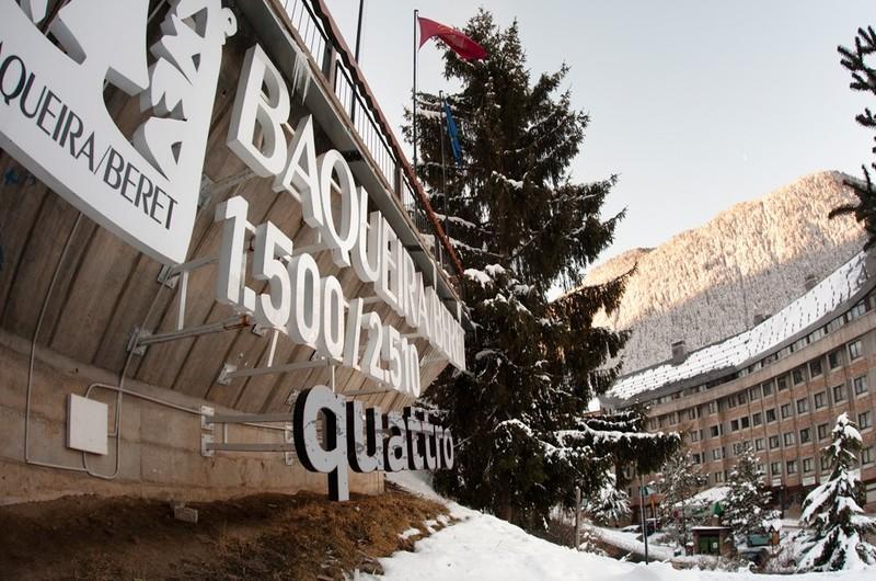 Foto 3 Hotel Hotel Tuc Blanc, BAQUEIRA 1500
