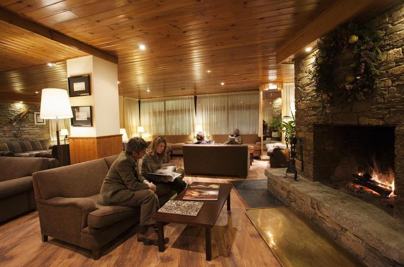 Fotos de Hotel Tuc Blanc en BAQUEIRA 1500, España (5)