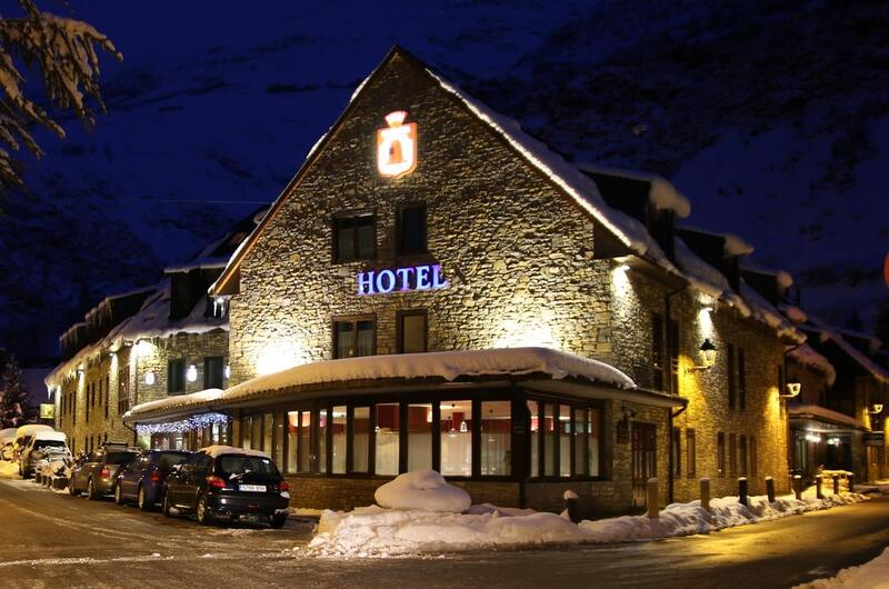 Photos de Hotel Vilagaros à GAROS, ESPAGNE (1)