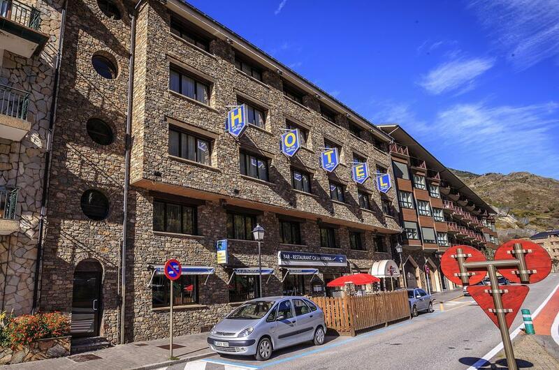 Foto 12 Hotel Hotel Roc del Castell, CANILLO