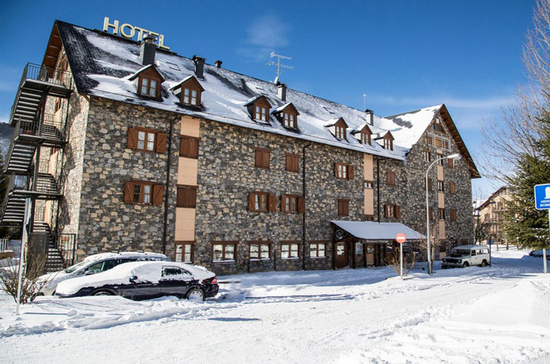 SNÖ Vall de Boí Hotel in Boí, Information and offers | Estiber