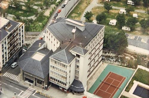 Hotel La Mola1