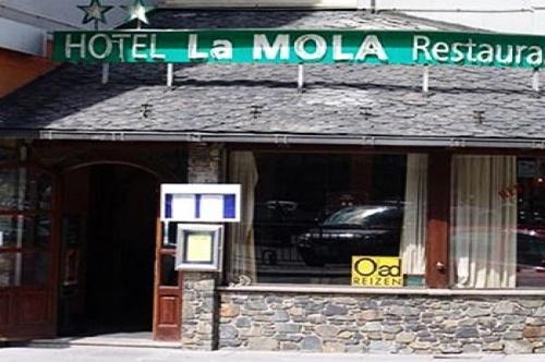 Hotel La Mola9