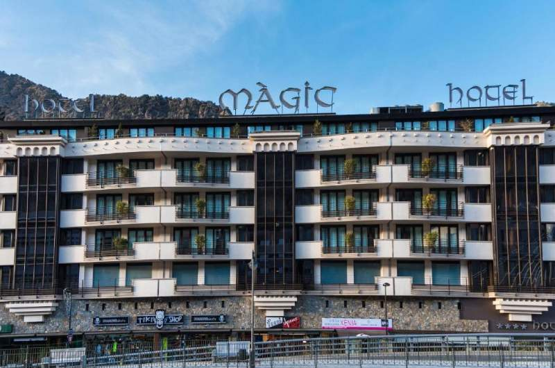 Hotel Magic Andorra1