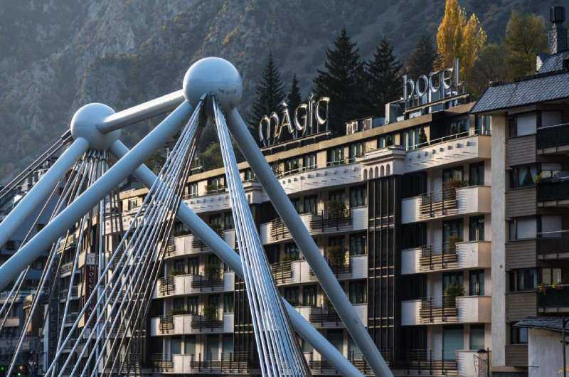 Hotel Magic Andorra2