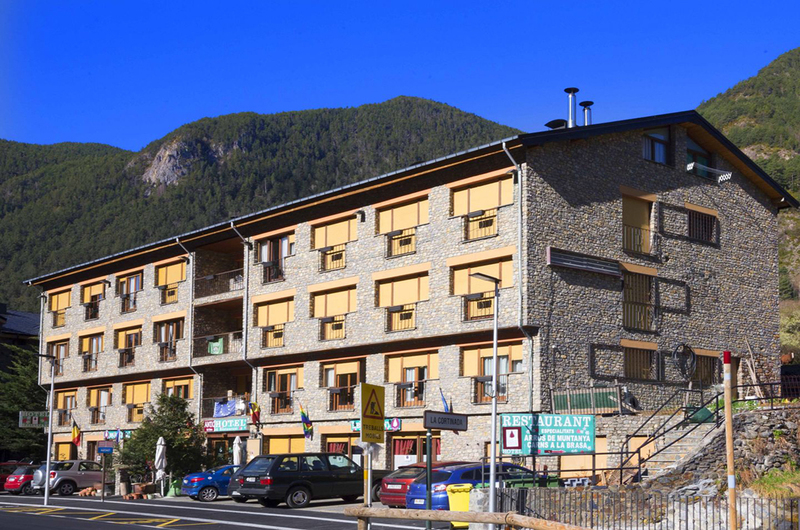 Photos of Hotel Antic in ARANS - ORDINO, ANDORRA (1)